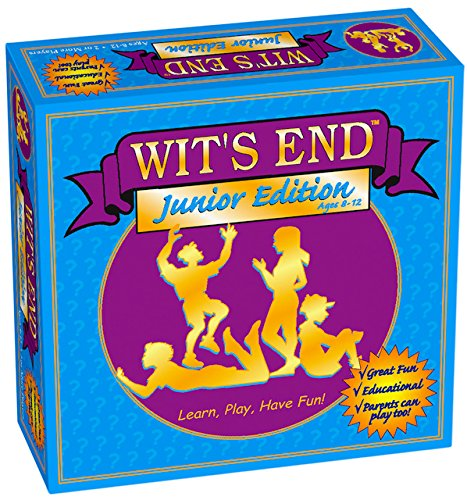 Wits End Junior Board Game product image