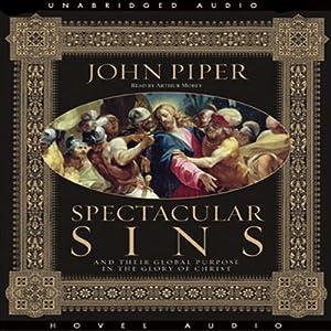 Spectacular Sins Audiobook