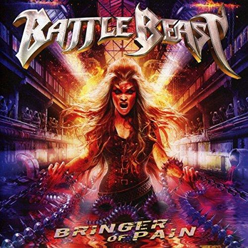 CD : Battle Beast - Bringer Of Pain (CD)