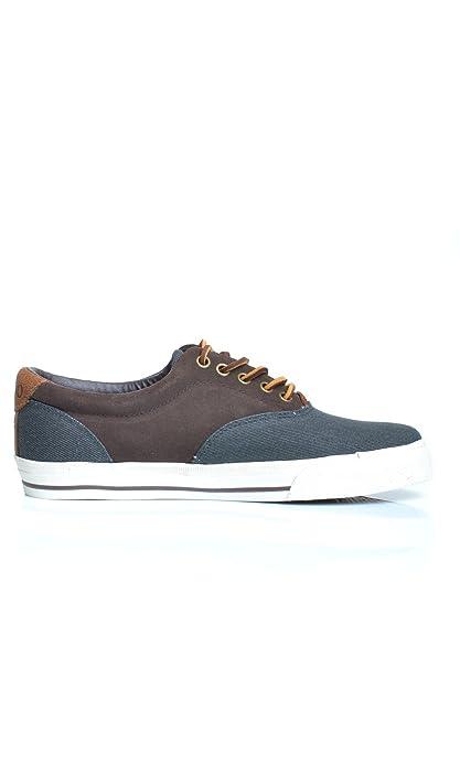 Polo Ralph Lauren - Zapatillas para Hombre Marrón marrón: Amazon.es: Zapatos y complementos