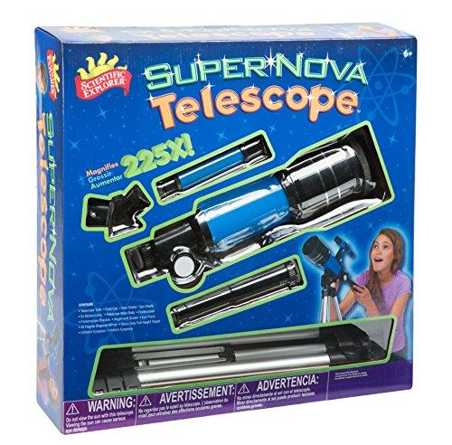 Scientific Explorer Supernova Telescope -