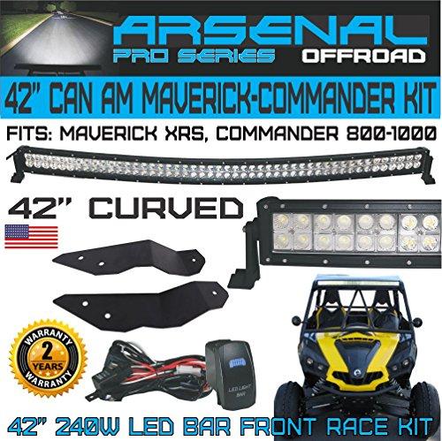 Maverick Light - Pro Can Am Maverick XRS Commander 800 1000 42