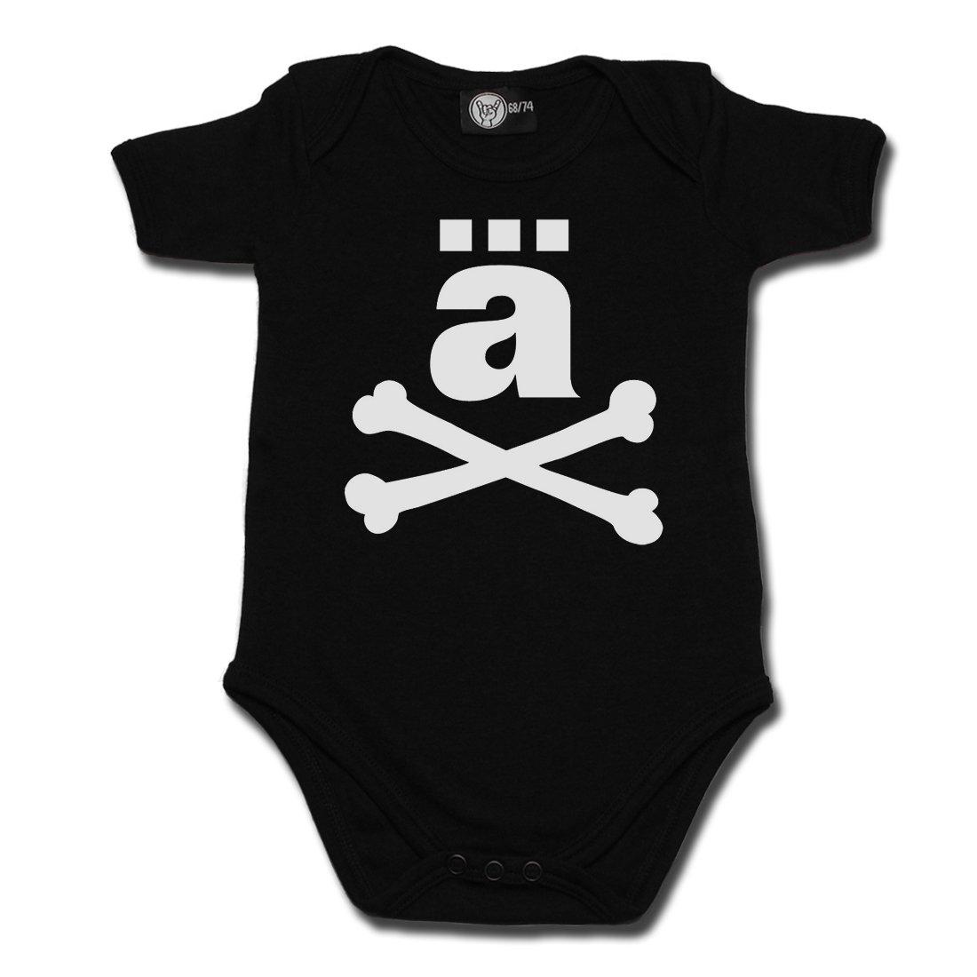 Die Ärzte (Logo): Baby Body Metal-Kids 499-30-8