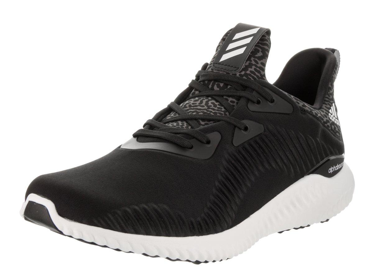 adidas Performance Men's Alphabounce M Running Shoe B01JQY0NLG 6.5 D(M) US|Black-white-granite