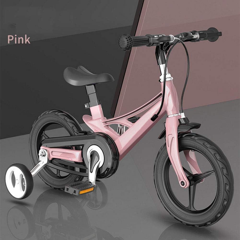 MQYZS Bicicleta sin Pedales para niños y niñas a Partir de 3-6 año, Bici 12
