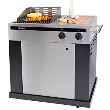 Designer Gasgrill enders manhattan barbecue amazon co uk garden outdoors