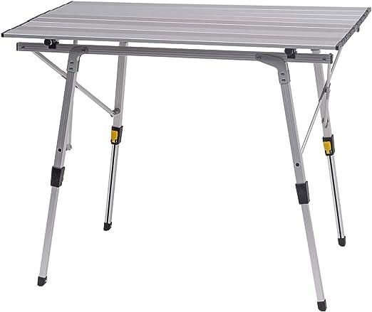 eSituro SCPT0015 Table de Pique-Nique Rectangle en Hauteur ...