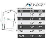 Nooz Men's Cool Dry Compression Baselayer Long