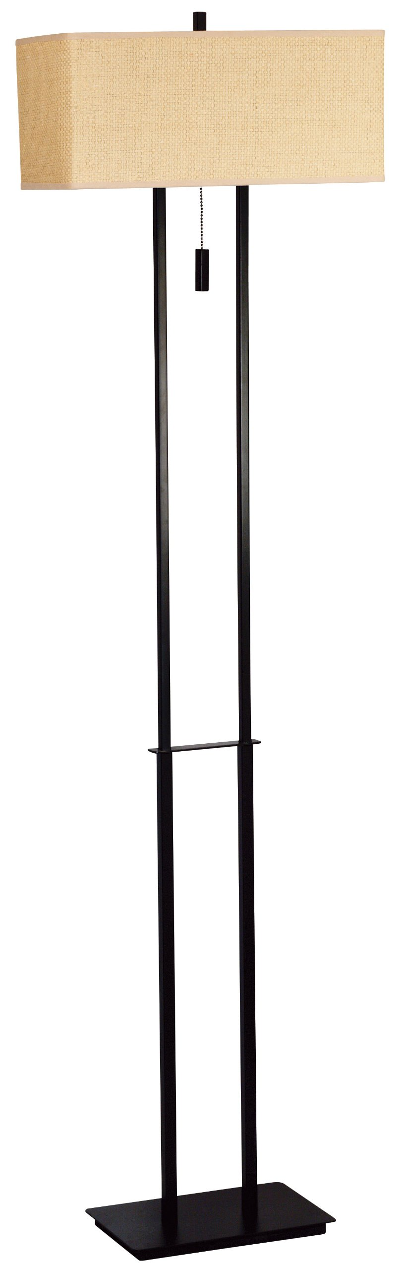 Kenroy Home 30817BRZ Emilio Floor Lamp, Bronze