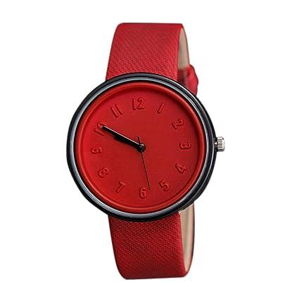 Relojes Pulsera Mujer, Acero Inoxidable Analógico Cuarzo Reloj de Lona Correas Sannysis Genéricos Cuarzo Hombres de Negocios Militar Auto Relojes ...