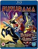 Futurama - Bender's Game [Blu-ray] [2008] [Region A & B]