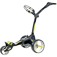 Motocaddy M3 Pro Electric Golf Trolley (2019) with 18 Hole Lithium Battery- Black