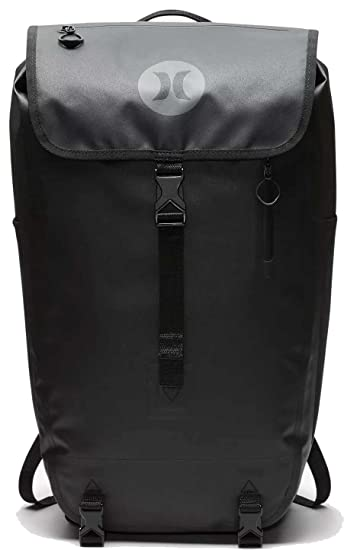 Amazon.com  Hurley Wet and Dry Elite Backpack - Black  Sports   Outdoors 64ee0d3cf9632