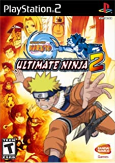 Amazon.com: Naruto: Ultimate Ninja 3 - PlayStation 2: Artist ...