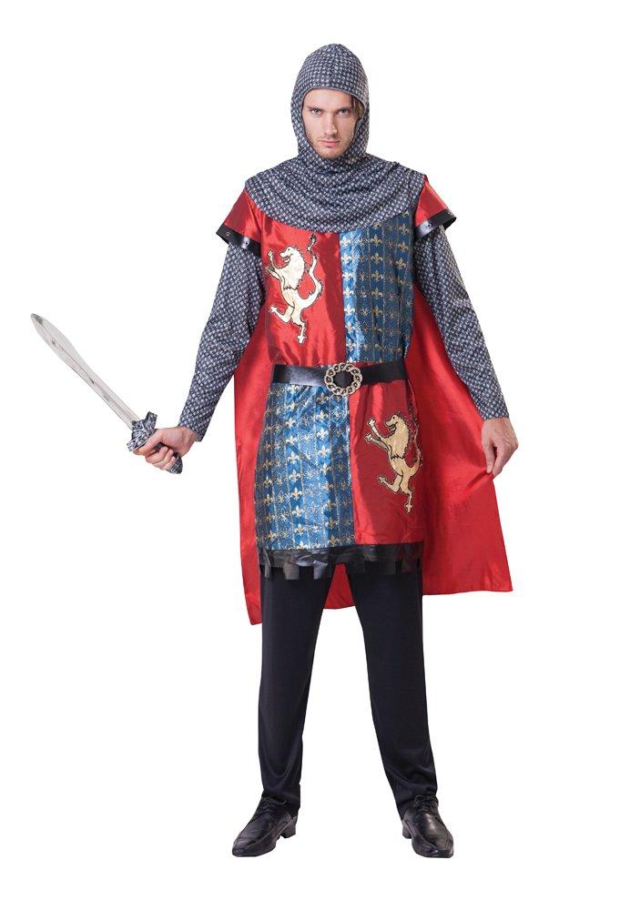 Bristol Novelty AC176 Déguisement chevalier médiéval