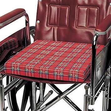 Amazon.com: PCP silla de ruedas cojín Convoluted Espuma ...
