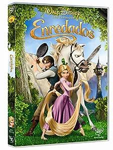 Disney - Enredados - DVD: Amazon.es: Mandy Moore, Zachary ...