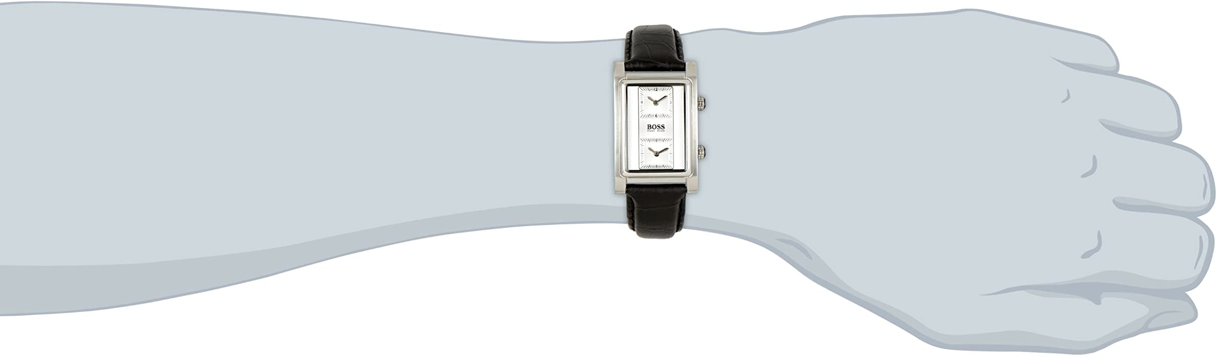 9e7fb0573d2b Hugo Boss Dual Time - Reloj de Cuarzo para Hombres