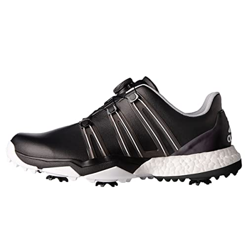 78e3bb77856ad adidas Men's Powerband Boa Boost Wd Golf Shoes: Amazon.co.uk: Shoes ...