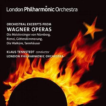 Wagner: Los maestros cantores, Rienzi, Tannhauser, el anillo de los  nibelungos: London Philharmonic, Richard Wagner, Klaus Tennstedt:  Amazon.es: CDs y vinilos}
