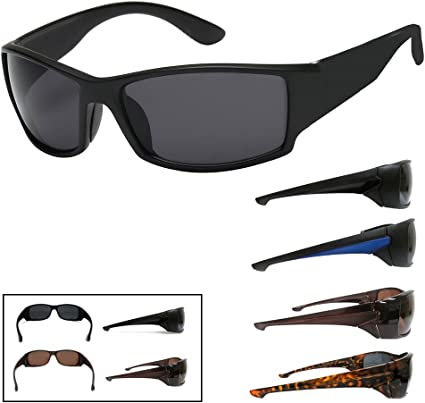 Mens LOCS Sunglasses Sports Gangster Glasses Biker Vintage Shades Black Blue