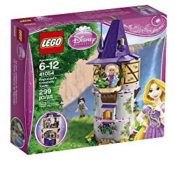 LEGO Disney Princess Rapunzel's Creativity Tower 41054...
