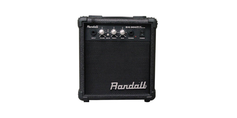 Randall usm-rbd10te amplificador combo para guitarra eléctrica 10 W: Amazon.es: Instrumentos musicales
