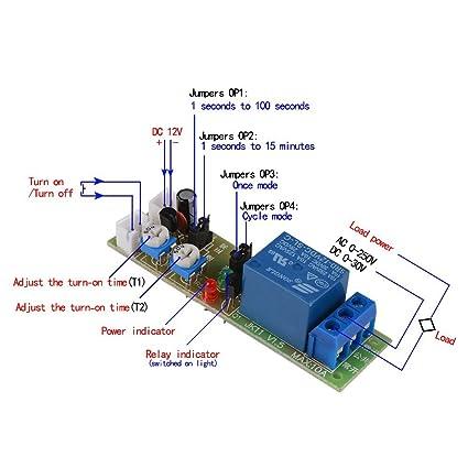 Timer Relay Diagram - Wiring Diagrams List