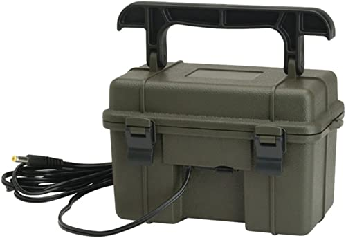 STEALTH CAM STC-12VBB 12-Volt Battery Box Cable