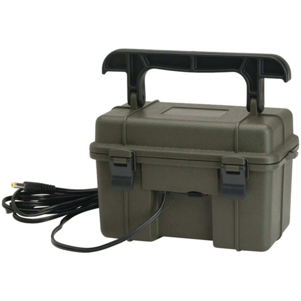 STEALTH CAM STC-12VBB 12-Volt Battery Box & Cable by Stealth Cam