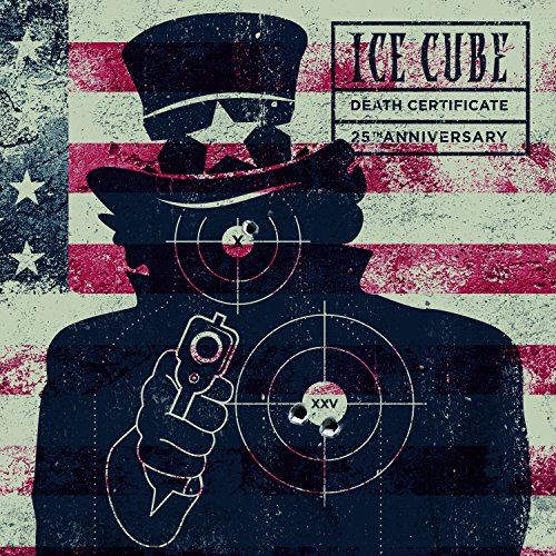 Ice Cube - Death Certificate 25th Anniversary - REISSUE - CD - FLAC - 2017 - FATHEAD Download