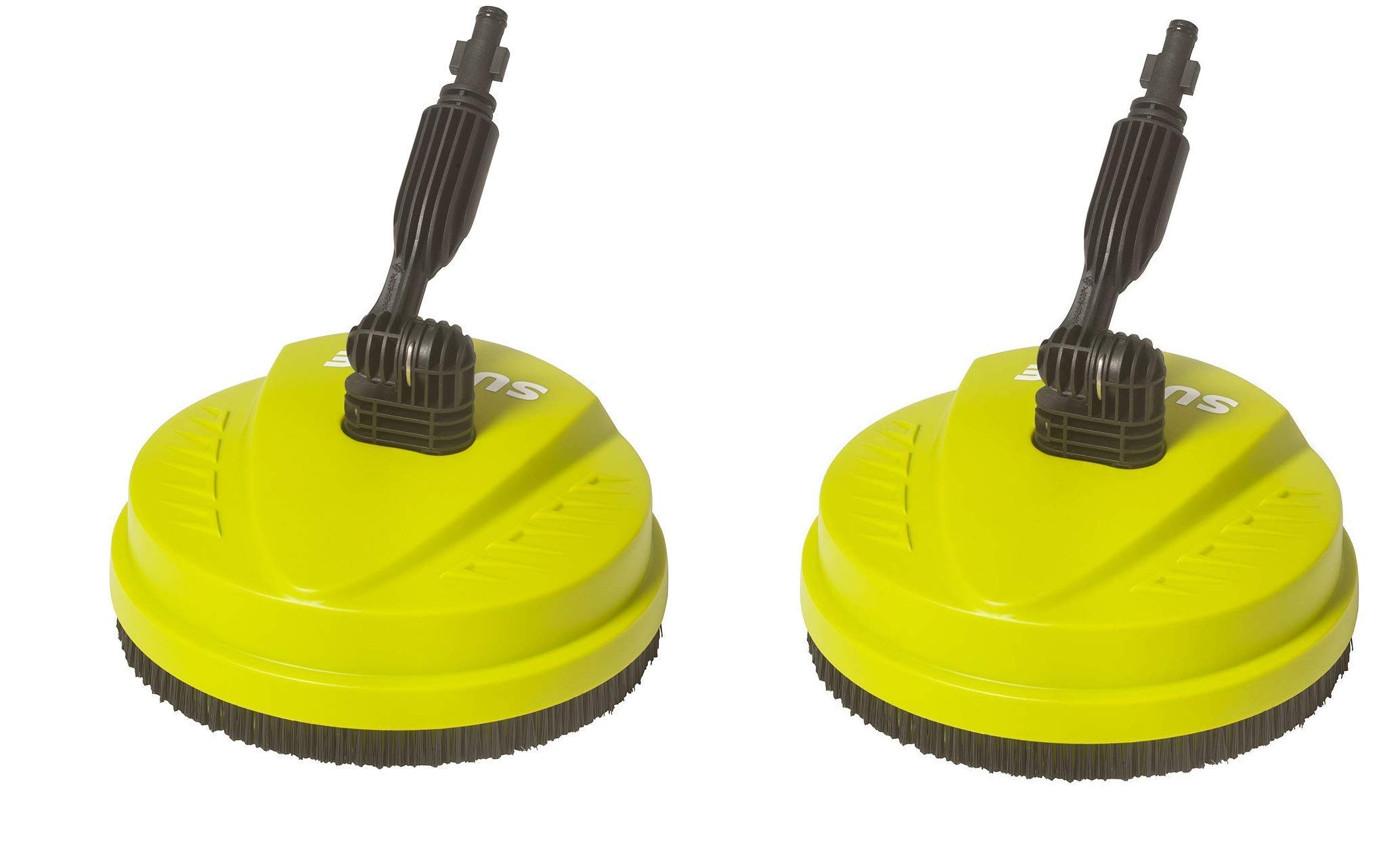 Sun Joe SPX-PCA10 10-Inch Surface, Deck and Patio Cleaning Attachment for SPX Series Pressure Washers (2-Pack)