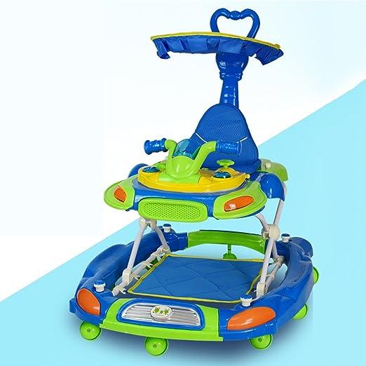 Baby walker Andador 6/7-18 Meses Anti Rollover Multifunción ...