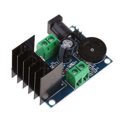 SGerste TDA7266 - Amplificador de Alimentación de Doble Canal para Placa de casa