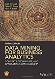 Data Mining for Business Analytics: Concepts, Techniques, and Applications with XLMiner