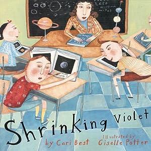Shrinking Violet Audiobook