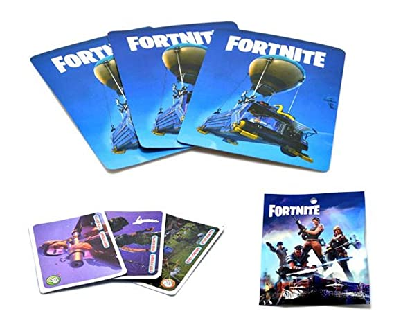ARUNDEL SERVICES EU Fortnite Figura 9cm Diseños Surtidos Y 3 Cartas de Juego Fortnite Battle Royale Fortnite: Amazon.es: Juguetes y juegos
