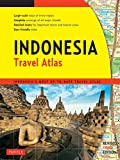 Indonesia Travel Atlas Third Edition: Indonesias Most Up-to-date Travel Atlas