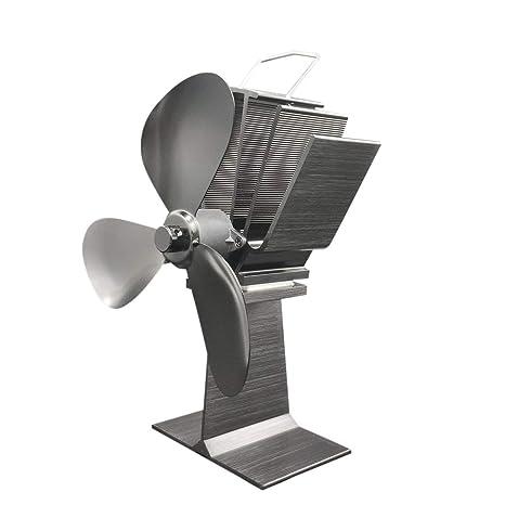 Footprintes 3 cuchillas Ventilador de aire Calentador de ...