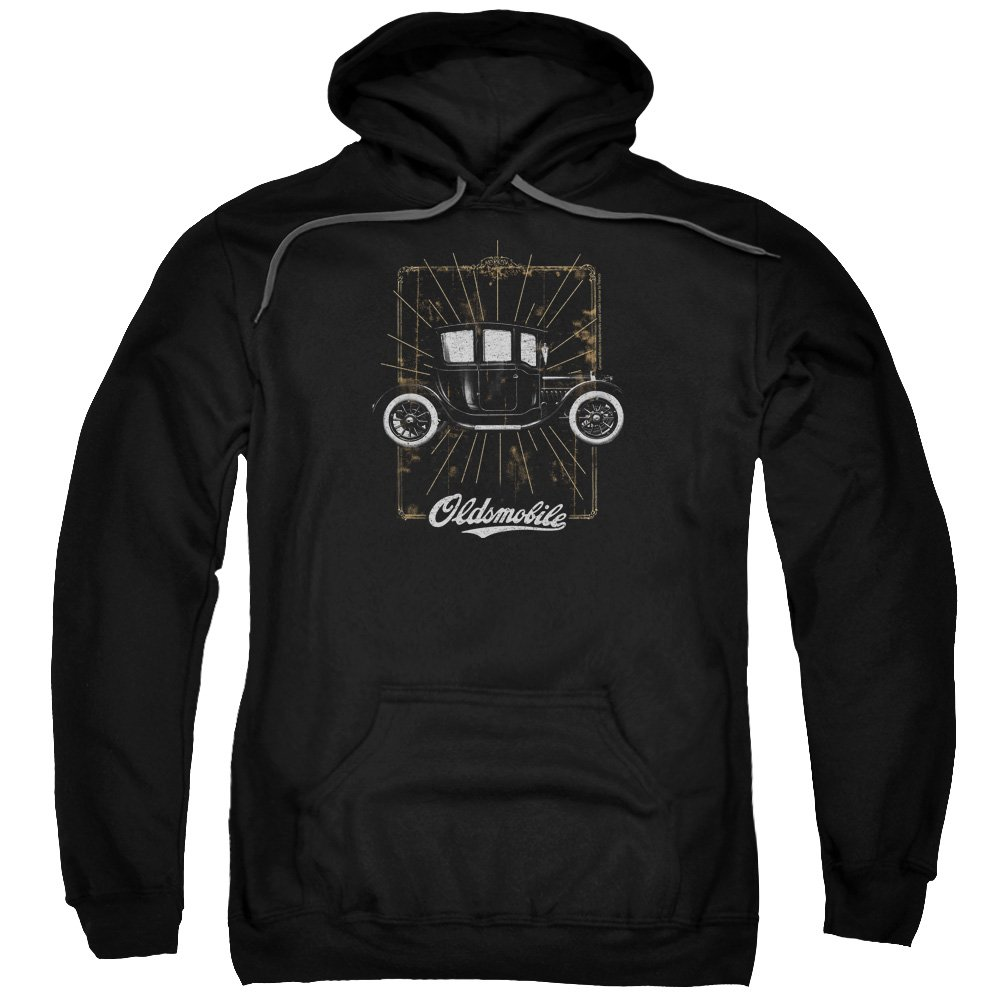 Noir X-grand Oldsmobile - Sweat-shirt à capuche - Homme