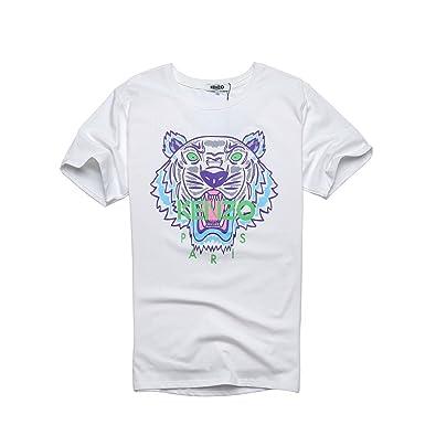 e0571b1bb0b3 Amazon.com  KENZO T-shirt Authentics Men s Classic ForMen s  Clothing