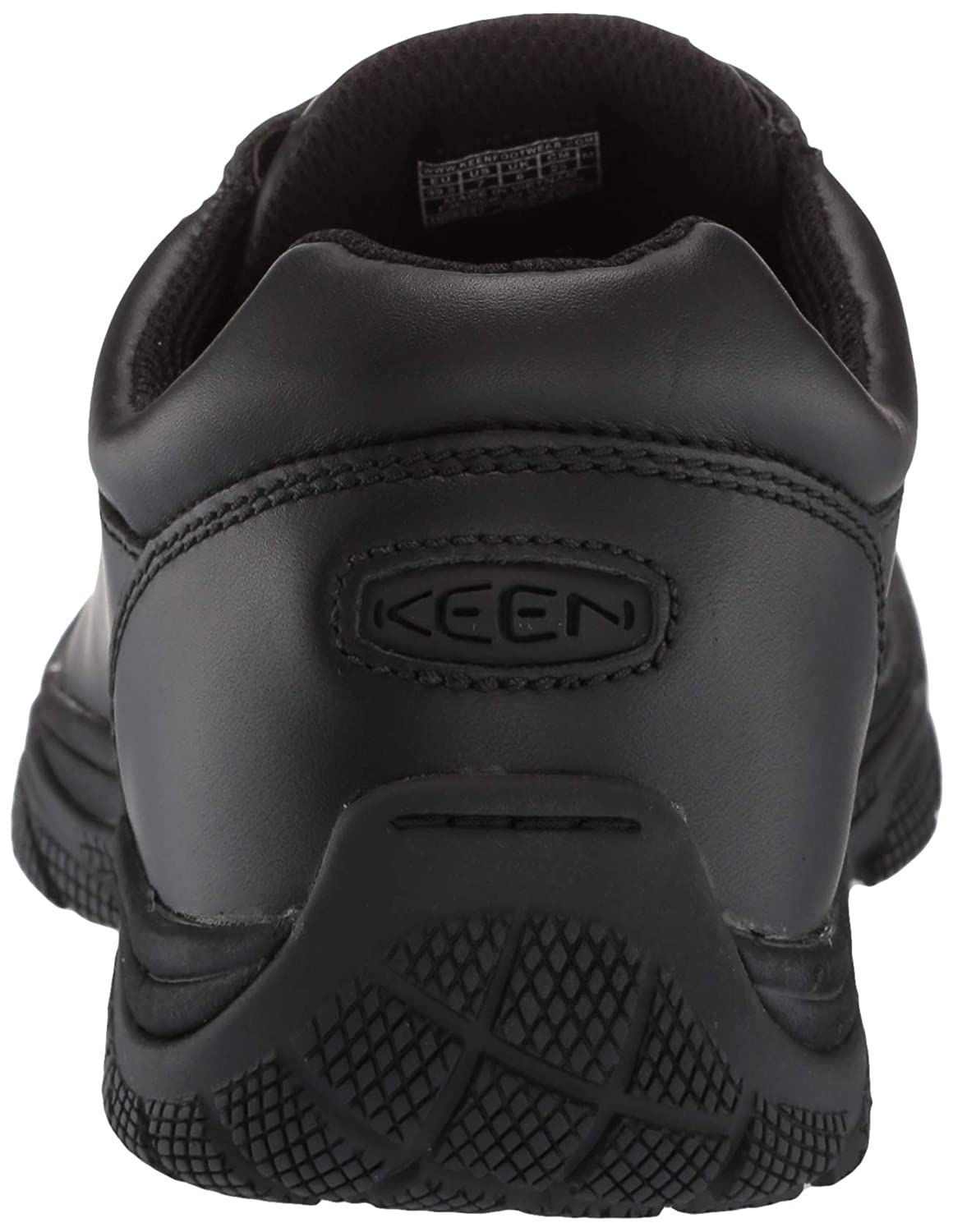 Keen Keen Keen Utility Men's PTC Dress Oxford Work schuhe,schwarz,8 M US f74303