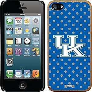 fahion caseiphone 4s Madera Wood Thinshield Case with Kentucky Mini Polka Dots Design