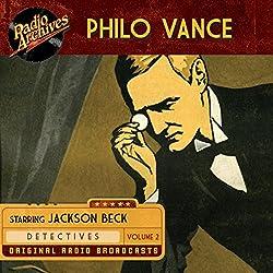 Philo Vance, Volume 2