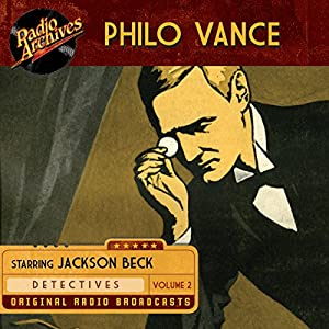 Philo Vance, Volume 2 Radio/TV Program