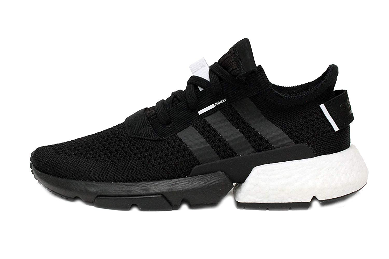 b03af8531a69e adidas POD S3.1 Mens in Black/White