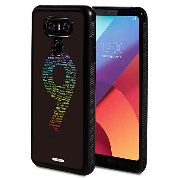 Amazon com: LG G6 Case,AIRWEE Slim Anti-Scratch Shockproof Silicone