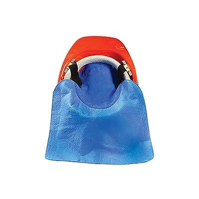 6PCK-Miracool® PVA Hard Hat Pad w/Shade -BLUE