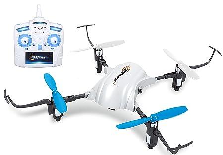 Top Race Inverted Drone, Flies Upside Down 180° & 360° Flips 2.4 ...