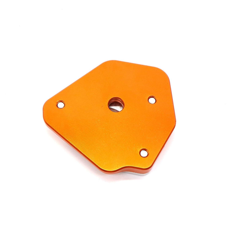 XuBa Strong Side Stand for KTM DUKE125//200//390 RC125//200//390 690 Black Orange Cover
